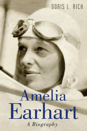 Amelia Earhart by Doris L. Rich