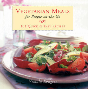 Vegetarian Meals On The Go