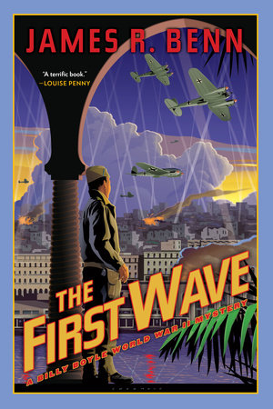 The First Wave by James R. Benn