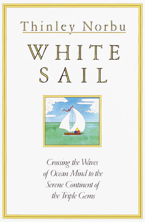 White Sail by Thinley Norbu