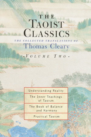 The Taoist Classics, Volume Two by Thomas Cleary