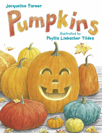 Pumpkins by Jacqueline Farmer