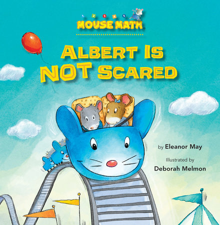 Albert Is NOT Scared by Eleanor May