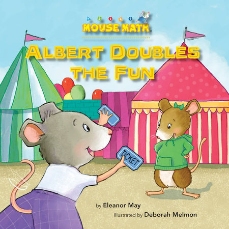 Albert Doubles the Fun by Eleanor May