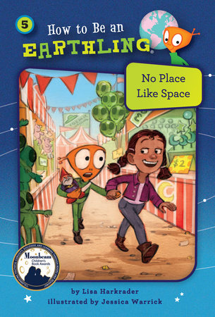 No Place Like Space (Book 5) by Lisa Harkrader