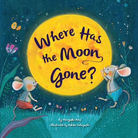 Where Has the Moon Gone? by Hiroyuki Arai