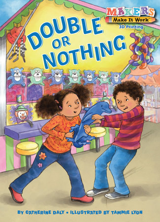 Double or Nothing by Cartherine Daly