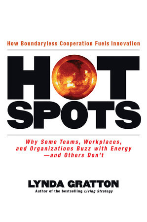 Hot Spots by Lynda Gratton