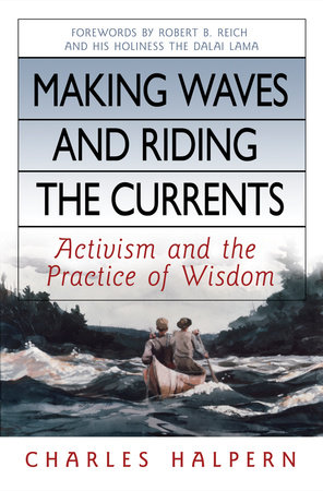 Making Waves and Riding the Currents by Charles Halpern