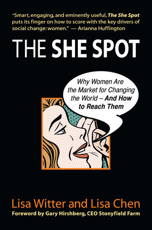 The She Spot by Lisa Witter