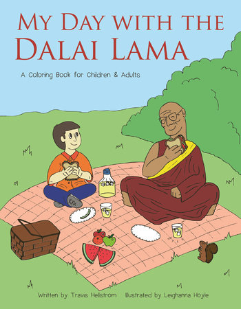 My Day with the Dalai Lama by Travis Hellstrom