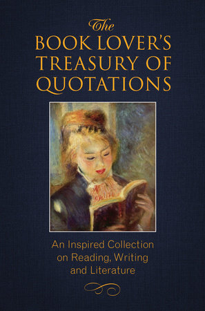 The Book Lover's Treasury of Quotations by Jo Brielyn