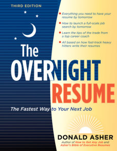 The Overnight Resume, 3rd Edition