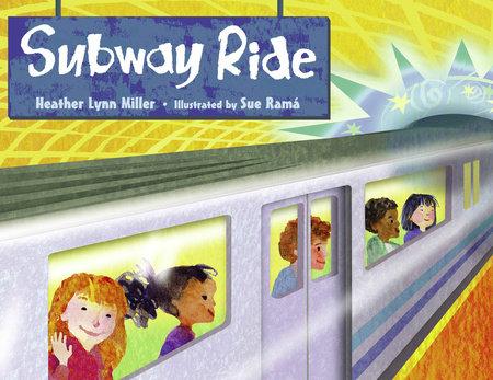 Subway Ride by Heather Lynn Miller