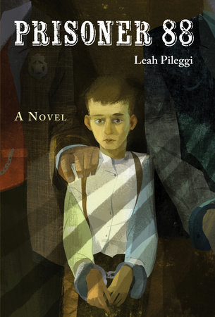 Prisoner 88 by Leah Pileggi