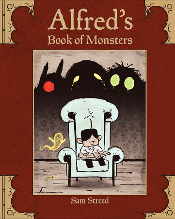 Alfred's Book of Monsters by Sam Streed