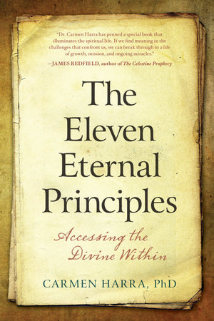 The Eleven Eternal Principles by Carmen Harra