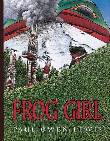 Frog Girl by Owen Paul Lewis