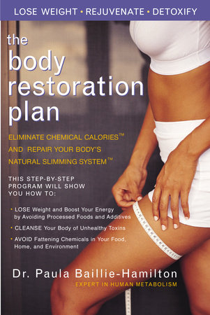 The Body Restoration Plan by Paula Baillie-Hamilton