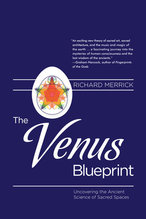 The Venus Blueprint by Richard Merrick