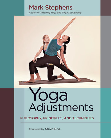 Yoga Adjustments by Mark Stephens