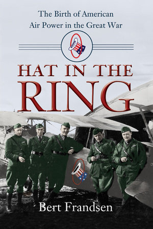 Hat in the Ring by Bert Frandsen