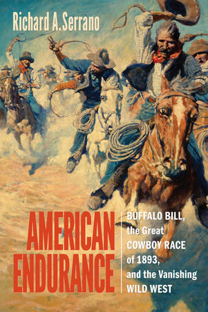 American Endurance by Richard A. Serrano