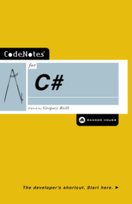 CodeNotes for C#