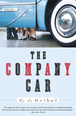The Company Car by C.J. Hribal