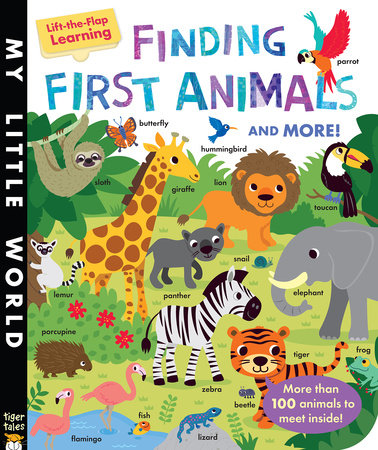 Finding First Animals and More! by Libby Walden