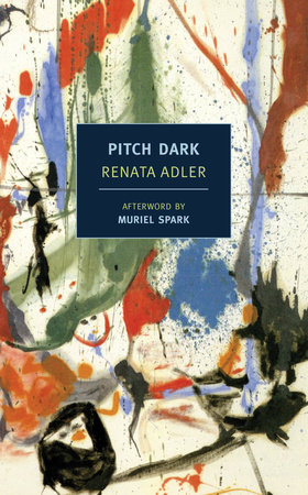 new style 20670 26f86 Pitch Dark by Renata Adler | PenguinRandomHouse.com: Books