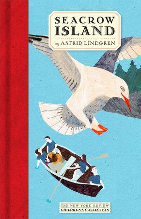 Seacrow Island by Astrid Lindgren