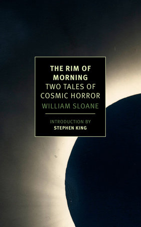 The Rim of Morning by William Sloane