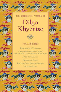 The Collected Works of Dilgo Khyentse, Volume Three