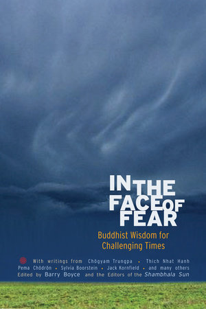 In the Face of Fear by Barry Boyce and the editors of the Shambhala Sun