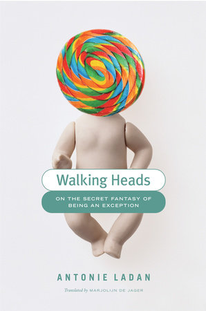 Walking Heads by Antonie Ladan