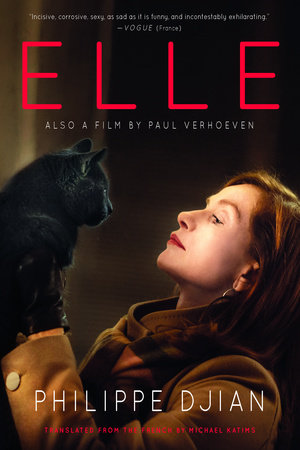 Elle by Philippe Djian