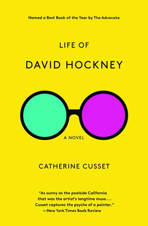Life of David Hockney by Catherine Cusset