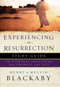 Experiencing the Resurrection Study Guide