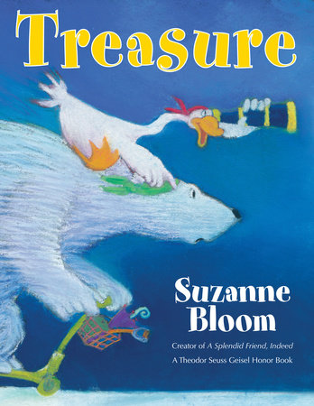 Treasure by Suzanne Bloom