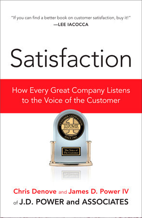Satisfaction by Chris Denove and James Power