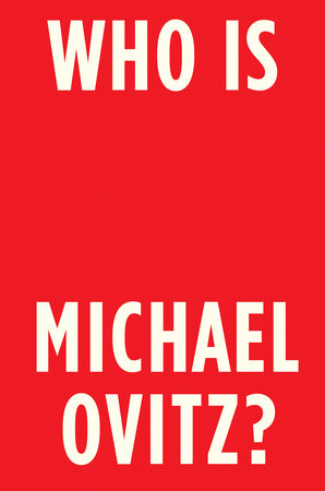 Who Is Michael Ovitz? by Michael Ovitz