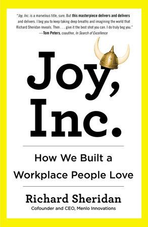 Joy, Inc. by Richard Sheridan