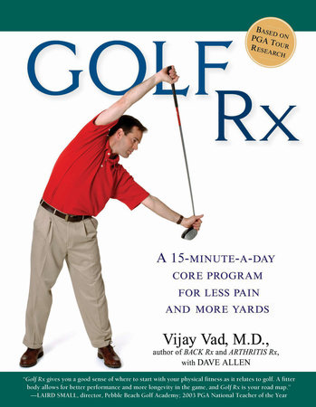 Golf Rx by Vijay Vad, M.D. and Dave Allen