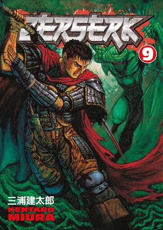 Berserk Volume 9 by Kentaro Miura