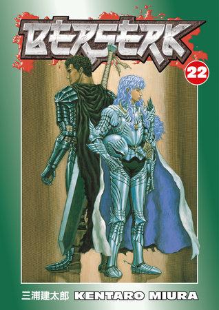 Berserk Volume 22 by Kentaro Miura