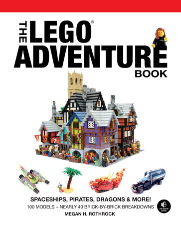 The LEGO Adventure Book, Vol. 2 by Megan H. Rothrock