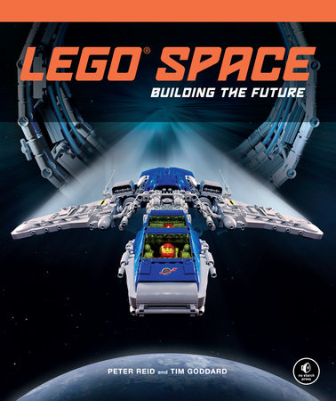 LEGO Space by Peter Reid and Tim Goddard