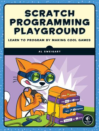 Scratch Programming Playground by Al Sweigart
