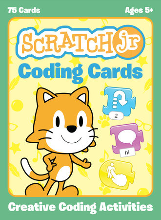 ScratchJr Coding Cards by Marina Umaschi Bers and Amanda Sullivan
